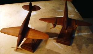 Restauration de maquettes